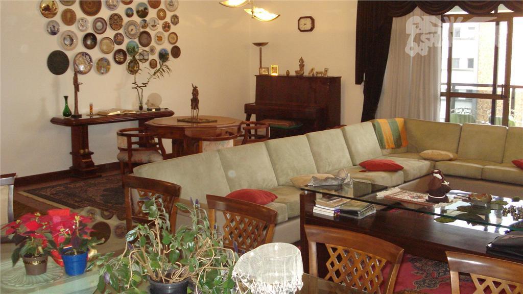 Apartamento  Residencial Alto Padrão p/ Venda e Locação, Vila Boa Vista, Santo André.