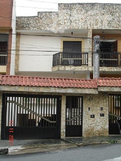 Sobrado  Residencial e Comercial à Venda, Centro, São Bernardo do Campo.