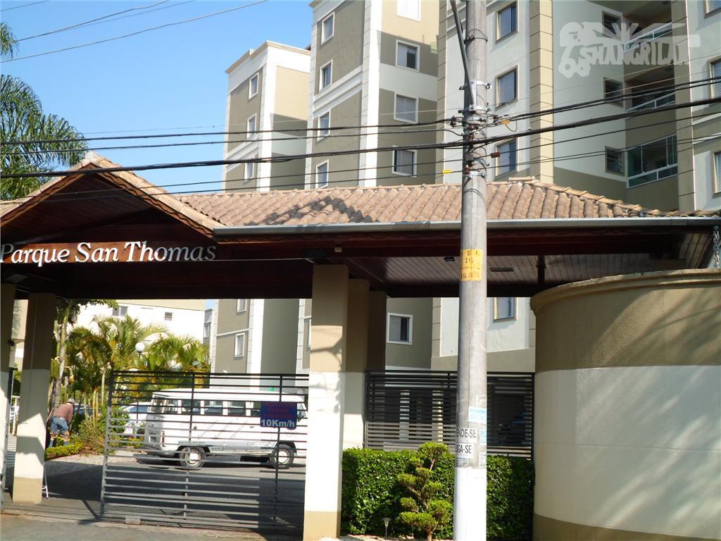 Apartamento residencial à venda, Paulicéia, São Bernardo do Campo.
