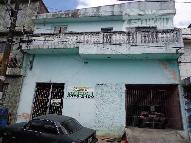 Casa residencial à venda, Serraria, Diadema.