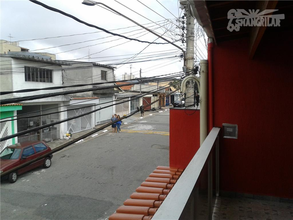 Sobrado residencial à venda, Jardim Sara Regina, Diadema.