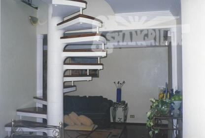 excelente sobrado assunção - sbc, 3 dormitórios, suíte com hidro, armários, piso laminado, lareira, 3 salas...