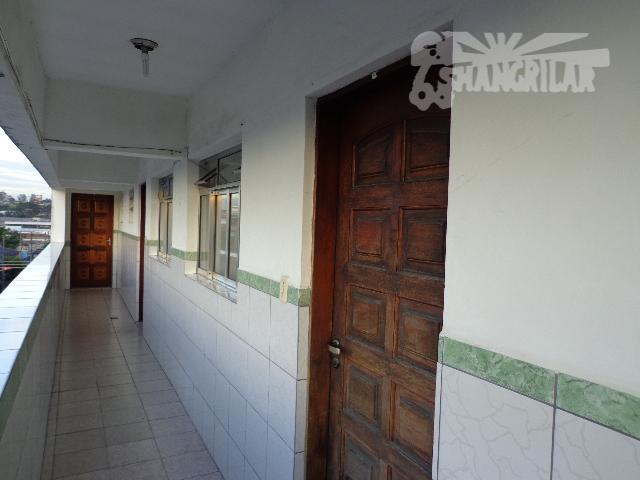 Apartamento com 1 dormitório para alugar, 35 m² por R$ 750/mês - Vila São José - Diadema/SP