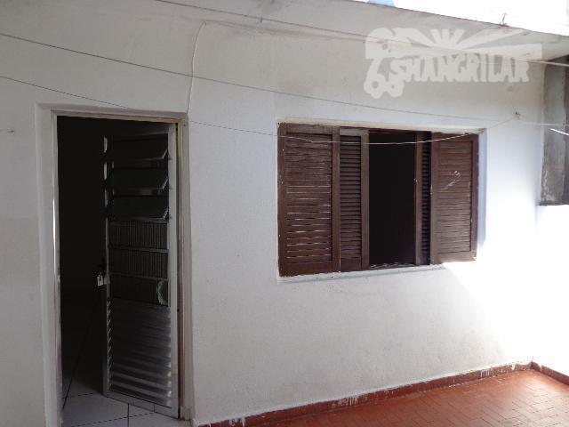 Casa para alugar, 30 m² por R$ 600,00/mês - Casa Grande - Diadema/SP