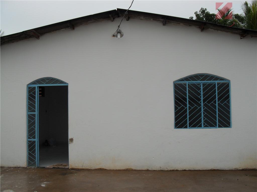 Casa Residencial para locação, Lagoinha, Porto Velho - CA0258.