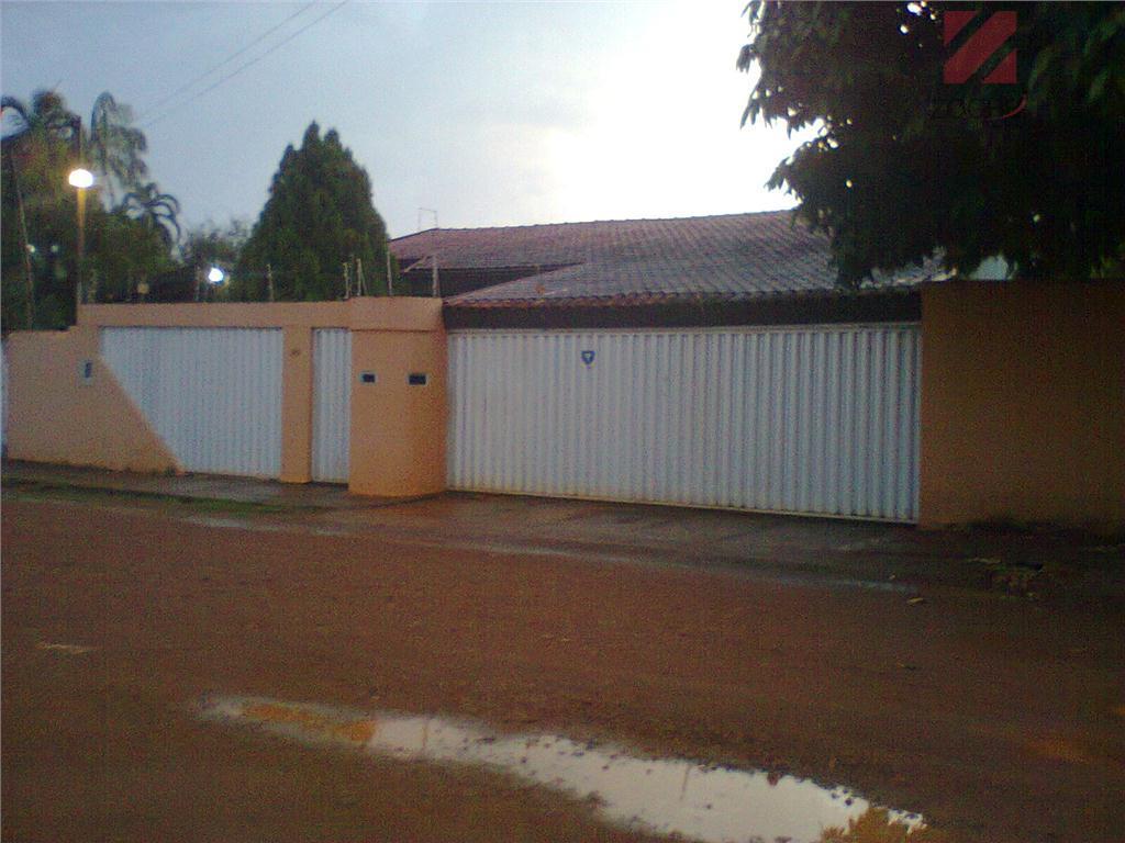 Casa residencial para locação, Jardim Eldorado, Porto Velho.
