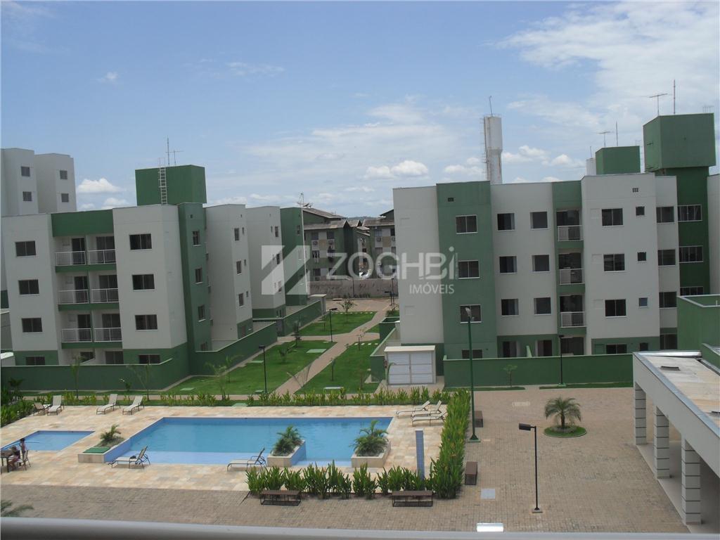 Apartamento residencial para locação, Nova Floresta, Porto Velho.