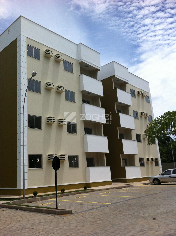 Apartamento com 2 dormitórios para alugar, 60 m² por R$ 800/mês - Triângulo - Porto Velho/RO
