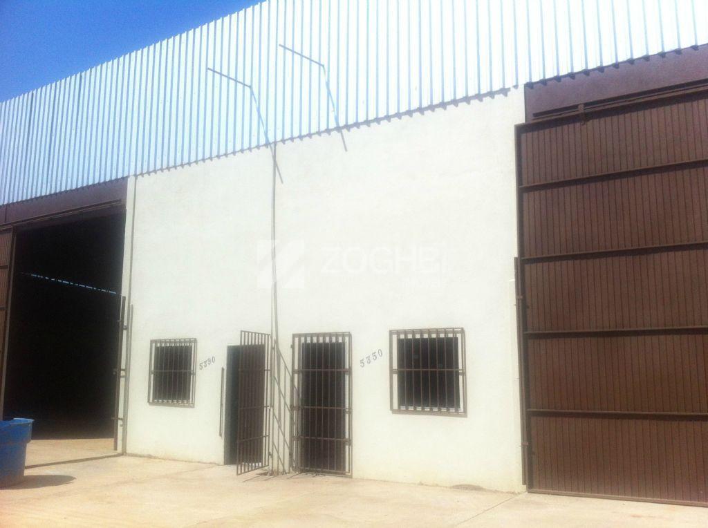 Galpão industrial para locação, Nova Esperança, Porto Velho.