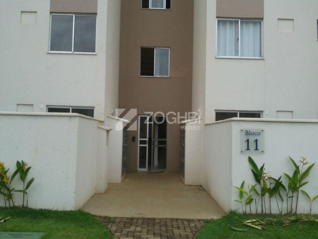 Apartamento residencial para locação, Aeroclube, Porto Velho.