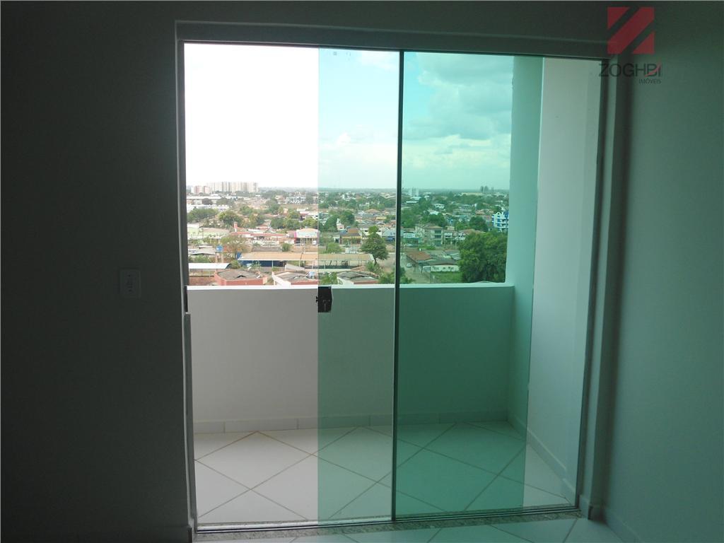 Apartamento  residencial à venda, São João Bosco, Porto Velho.