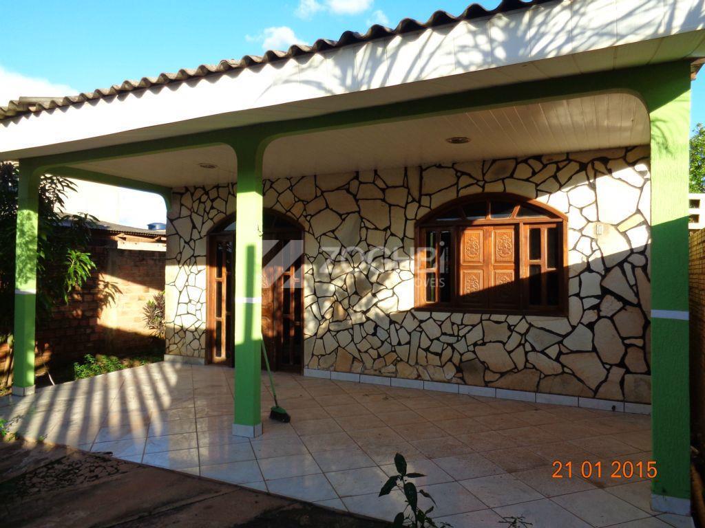 Casa residencial para locação, Castanheira, Porto Velho.