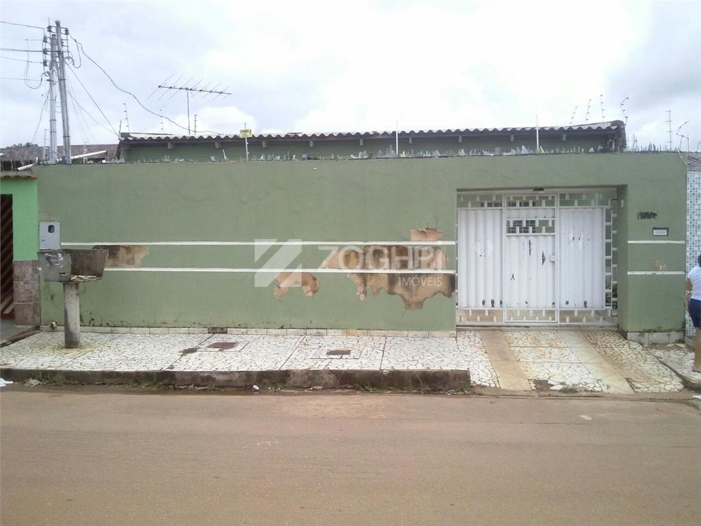 Casa residencial à venda, Igarapé, Porto Velho - CA0889.