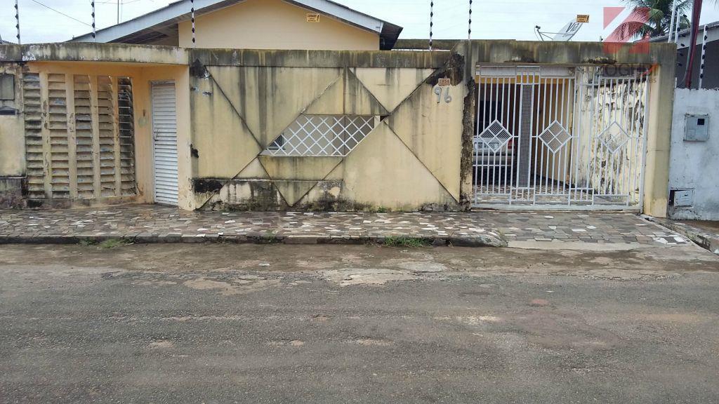 Casa  residencial à venda, São João Bosco, Porto Velho.