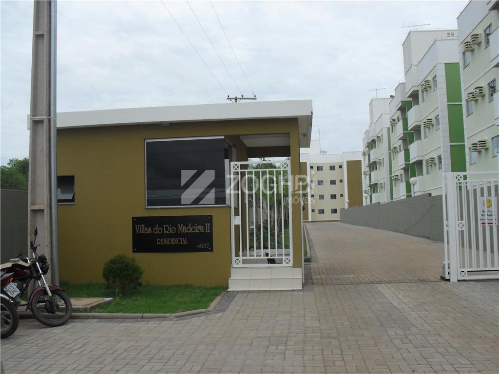 Apartamento residencial à venda, Triângulo, Porto Velho - AP0771.
