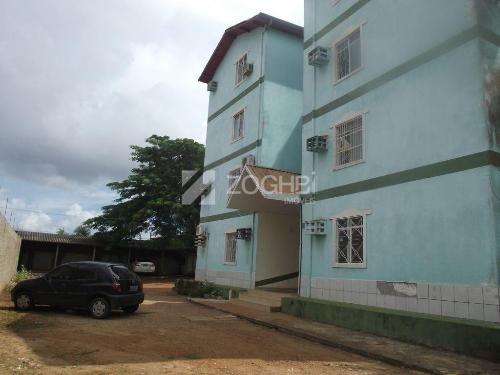 Apartamento residencial para locação, Conjunto Alphaville, Porto Velho.