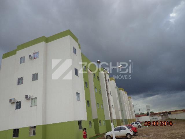 Apartamento  residencial à venda, Novo Horizonte, Porto Velho.