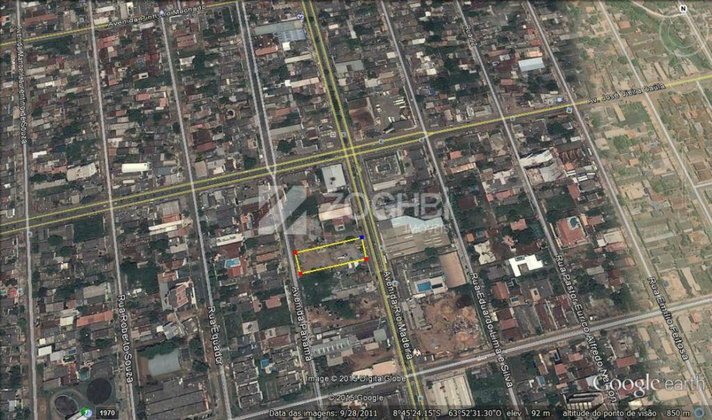 Terreno  comercial à venda, Nova Porto Velho, Porto Velho.