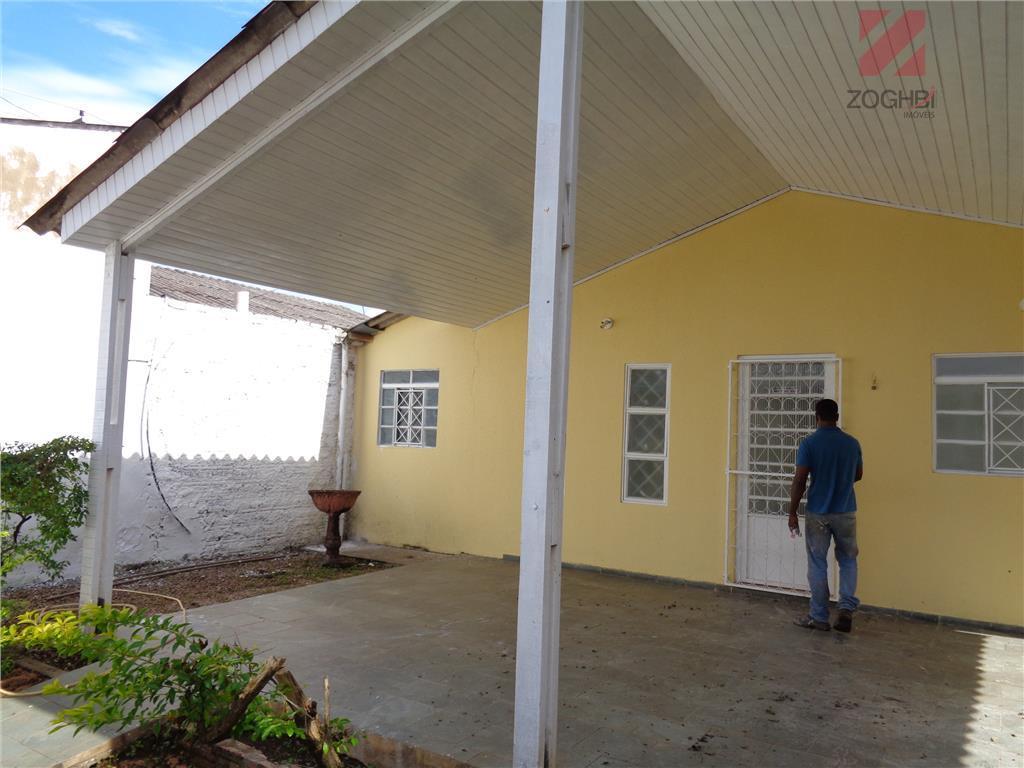 Casa residencial para locação, Aponiã, Porto Velho - CA0297.