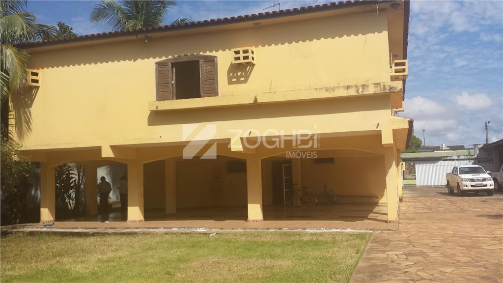 Casa residencial para locação, Nossa Senhora das Graças, Porto Velho.