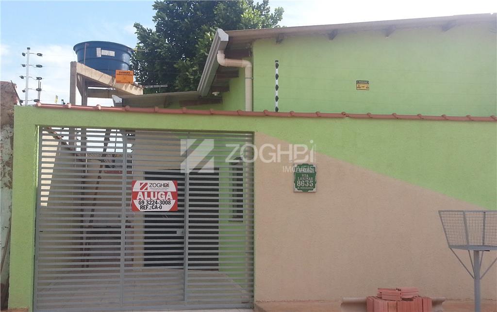 Casa residencial para locação, Socialista, Porto Velho.