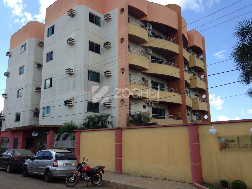 Apartamento Residencial para locação, Costa e Silva, Porto Velho - AP0043.