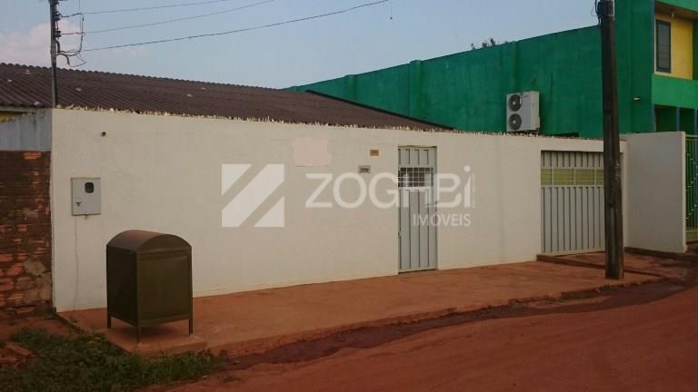 Casa residencial à venda, Cohab, Porto Velho - CA0982.