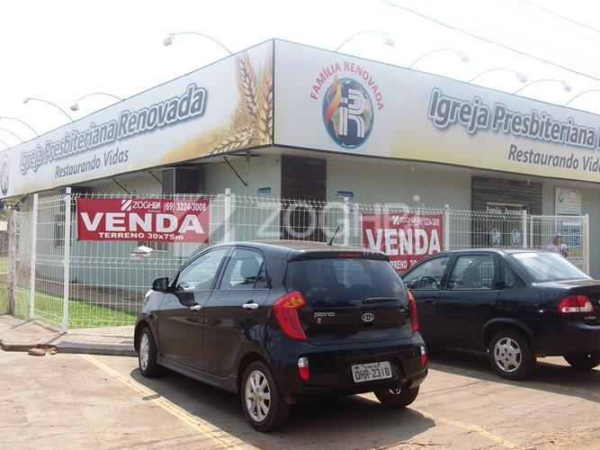 Terreno residencial à venda, Embratel, Porto Velho - TE0300.