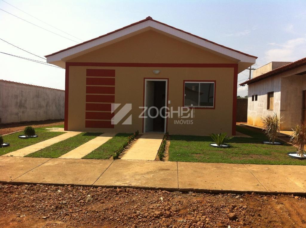 Casa residencial à venda, Novo Horizonte, Porto Velho.