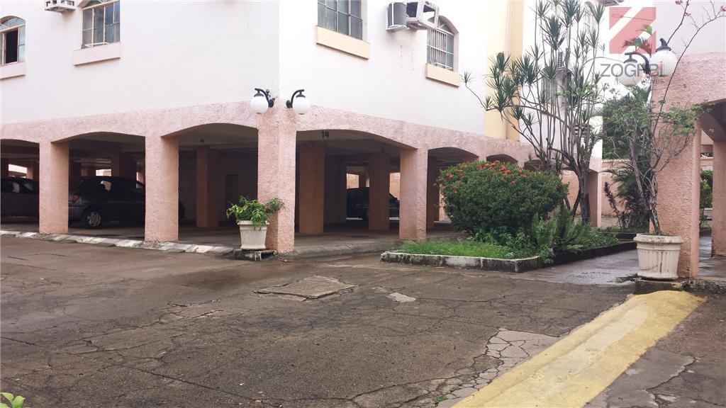 Apartamento residencial à venda, Embratel, Porto Velho - AP0843.