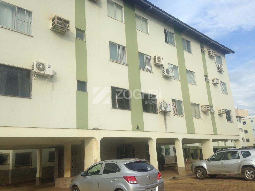 Apartamento residencial para locação, Alphaville, Porto Velho.