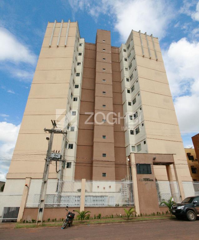 Apartamento residencial à venda, Pedrinhas, Porto Velho - AP0874.