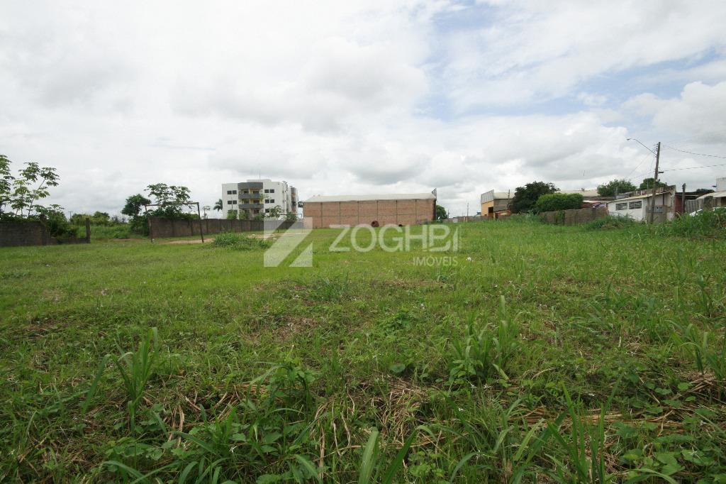 Terreno  residencial à venda, Floresta, Porto Velho.
