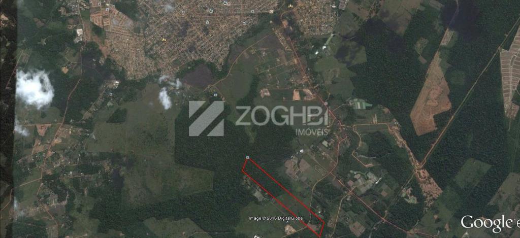 Terreno  residencial à venda, Aeroclube, Porto Velho.