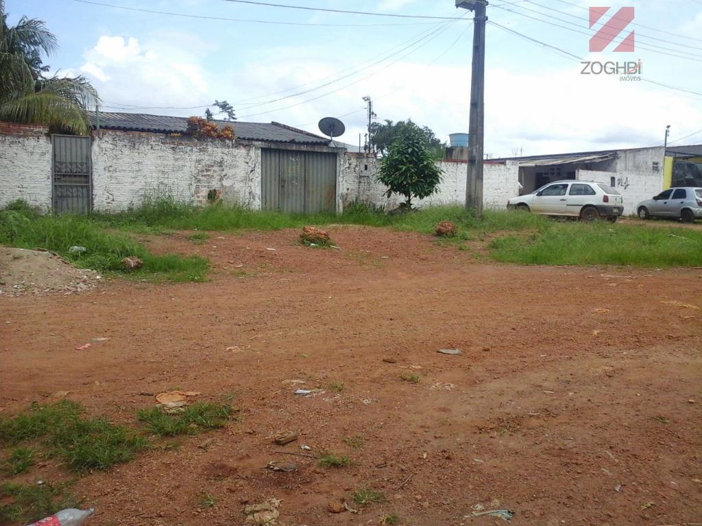 Terreno  residencial à venda, Mato Grosso, Porto Velho.