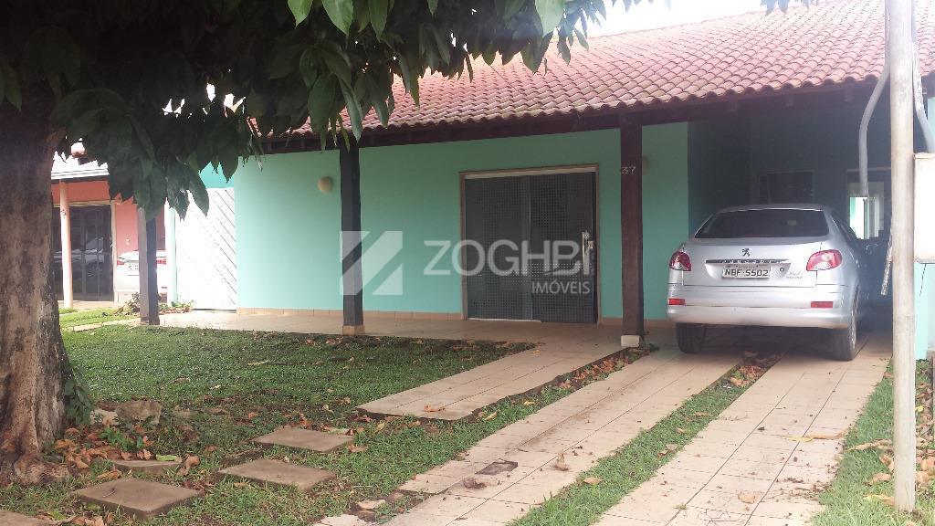 Casa residencial à venda, Condomínio Residencial Rio de Janeiro, Porto Velho - CA1084.