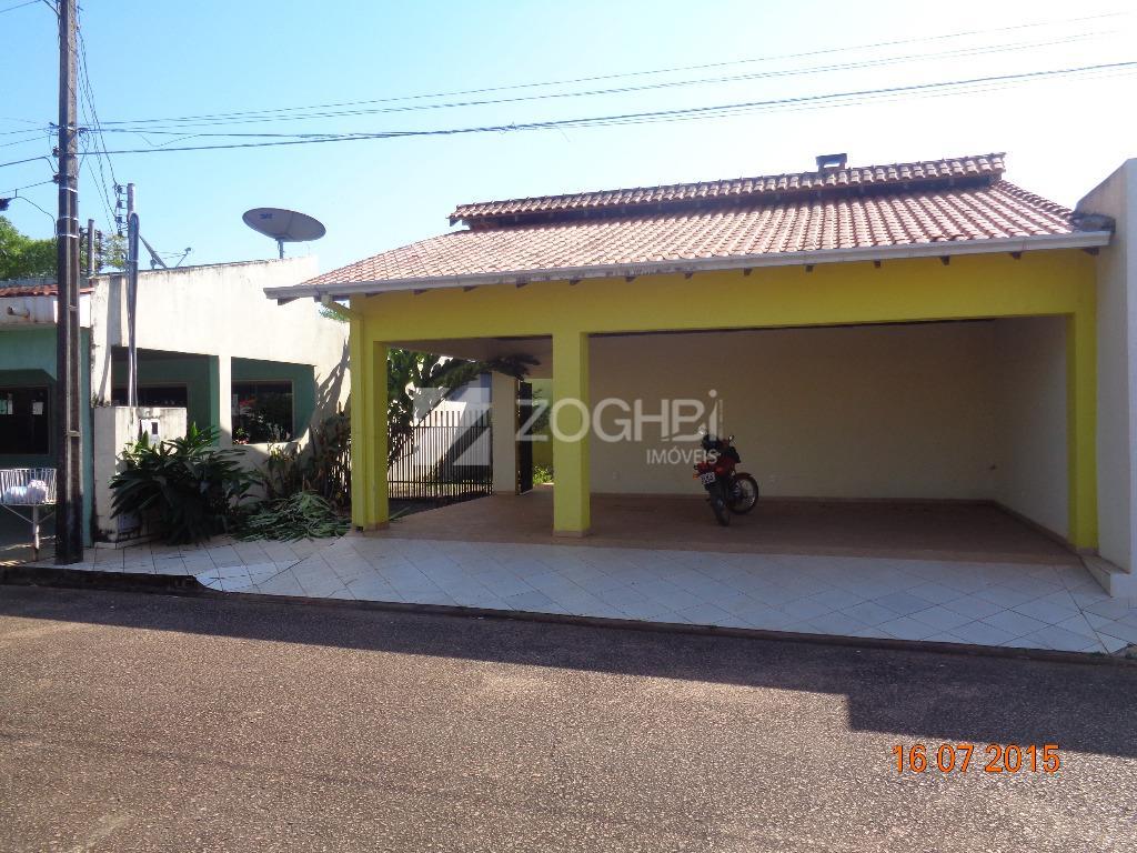 Casa residencial para locação, Nova Floresta, Porto Velho.
