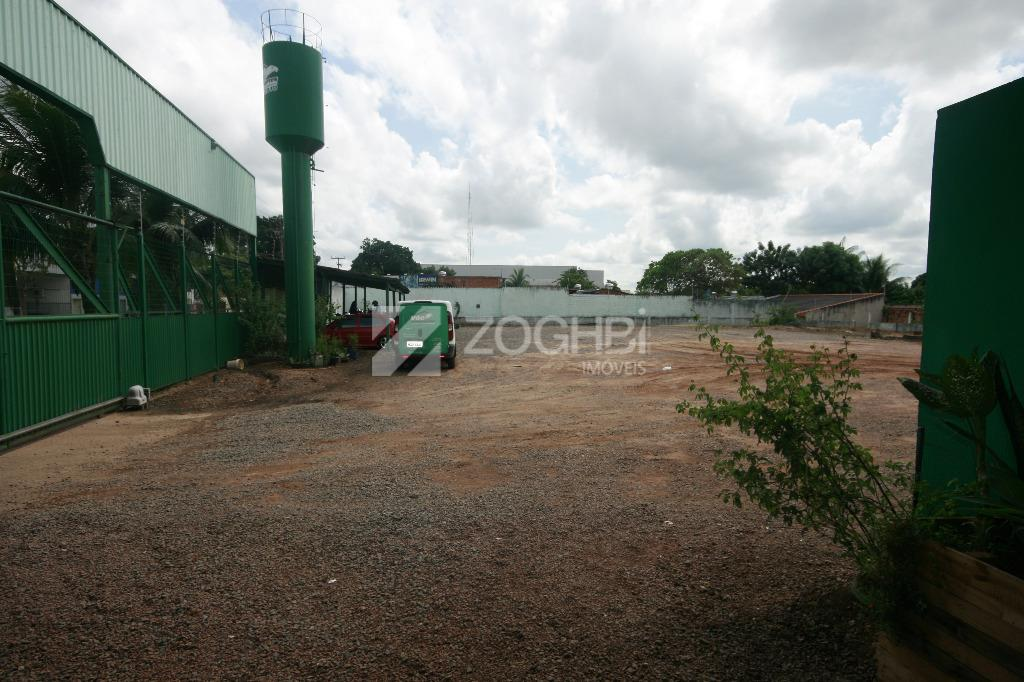 Terreno residencial à venda, Flodoaldo Pontes Pinto, Porto Velho.