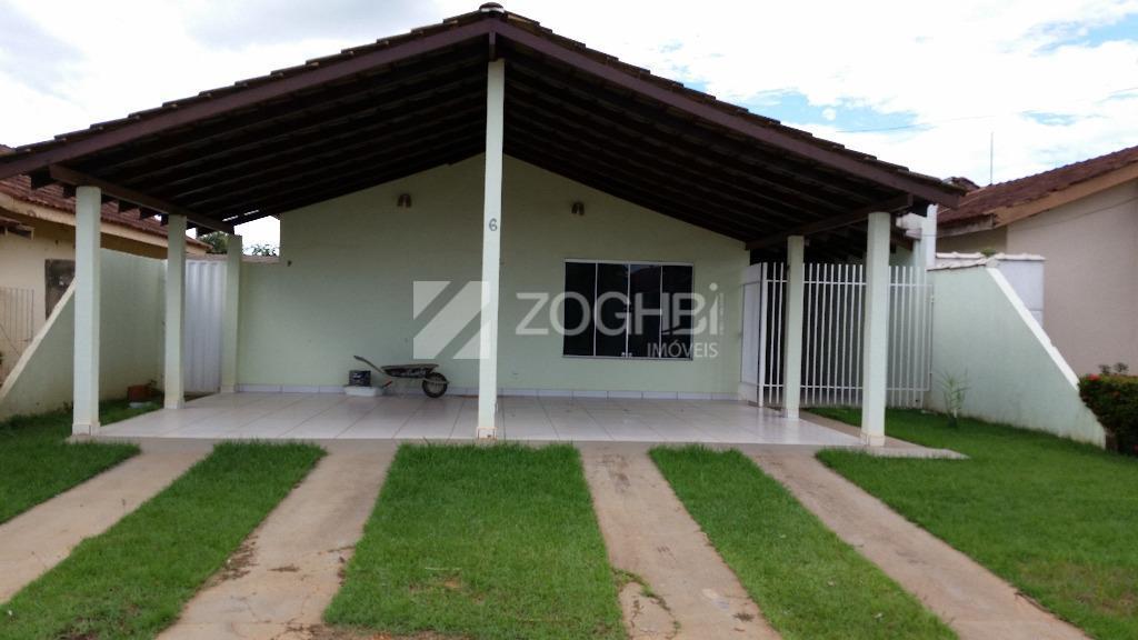 Casa residencial à venda, Lagoa, Porto Velho.