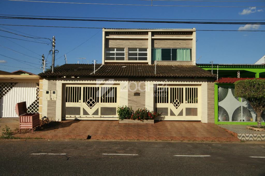 Casa residencial para locação, Arigolândia, Porto Velho.