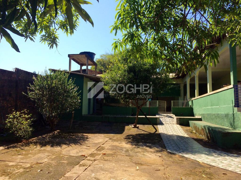 Casa residencial à venda, Tucumanzal, Porto Velho.