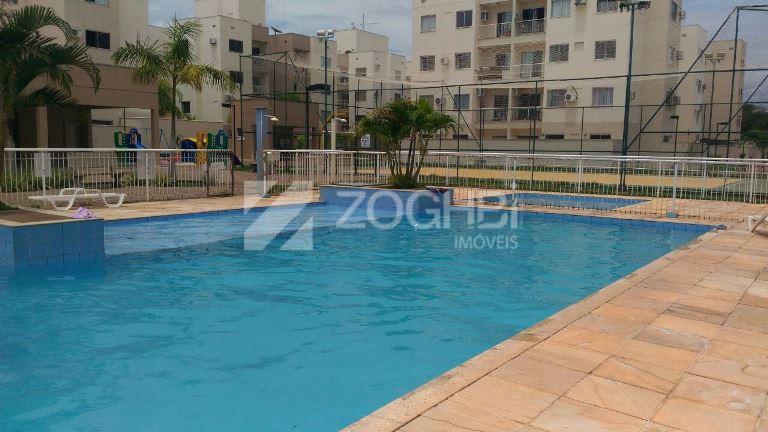 Apartamento residencial à venda, Rio Madeira, Porto Velho - AP0962.