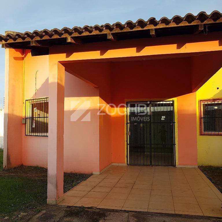 Casa residencial para locação, Lagoinha, Porto Velho.