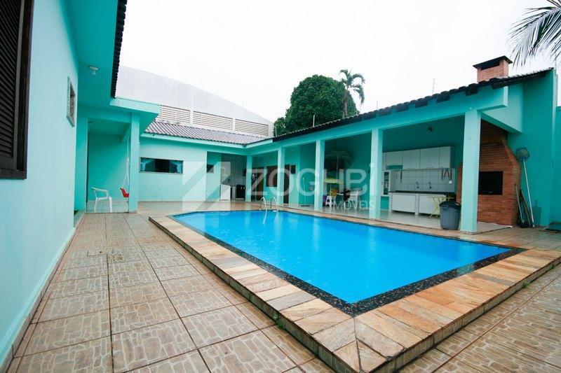 Casa residencial à venda, Liberdade, Porto Velho - CA0366.