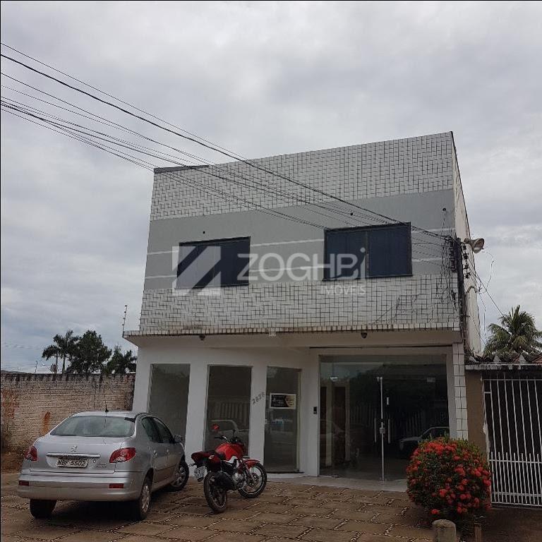 Casa residencial para locação, Centro, Porto Velho.