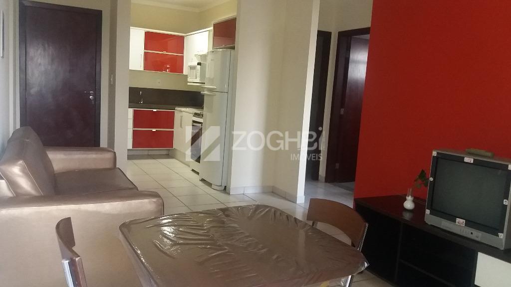 Apartamento residencial para locação, Nossa Senhora das Graças, Porto Velho.
