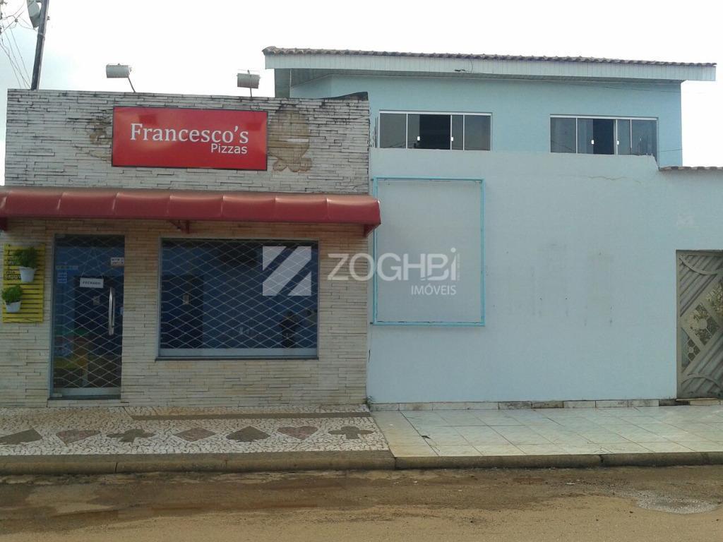 Casa residencial à venda, Flodoaldo Pontes Pinto, Porto Velho.