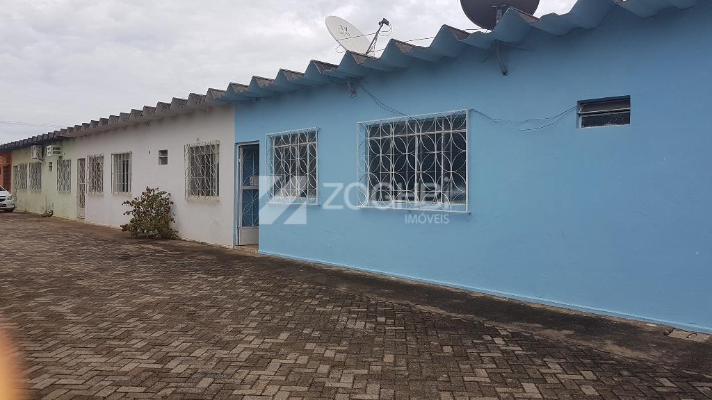Casa residencial para locação, São Cristóvão, Porto Velho.
