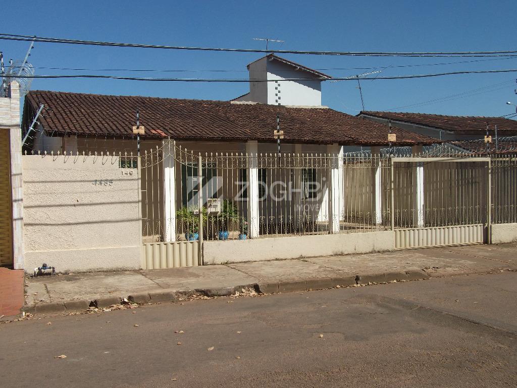 Casa residencial para venda e locação, Conjunto Alphaville, Porto Velho.