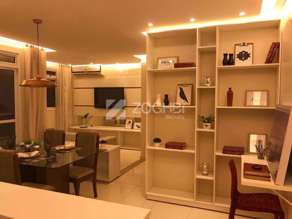 Apartamento residencial à venda, Industrial, Porto Velho - AP0777.